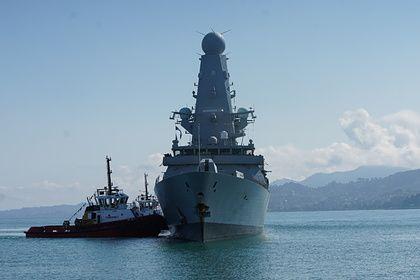 Общество: Лондон назвал «ошибкой человека» утечку секретных документов об эсминце у Крыма