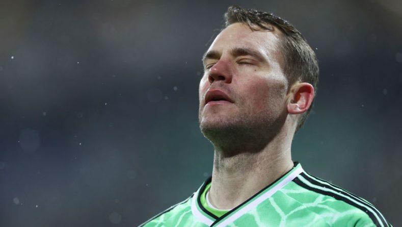 Общество: Нойер и Кейн выведут команды на матч Англия — Германия с радужными повязками
