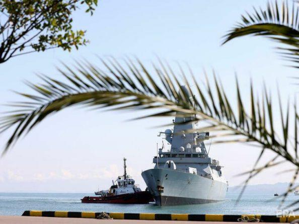 Общество: Минобороны Великобритании назвало ошибкой потерю документов об эсминце Defender
