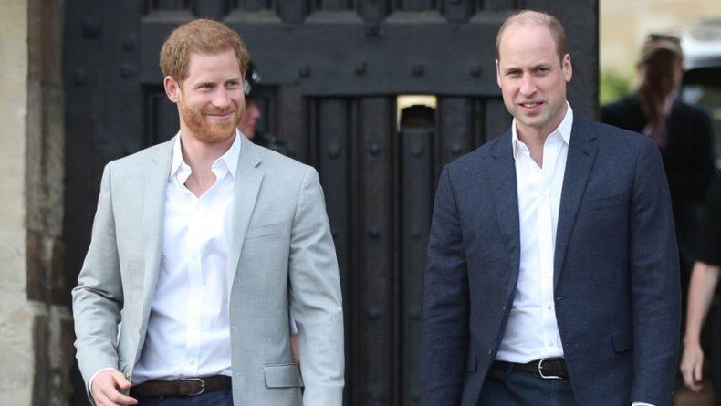 Общество: СМИ: принц Уильям «в отчаянии'' из-за возвращения брата Гарри в Великобританию