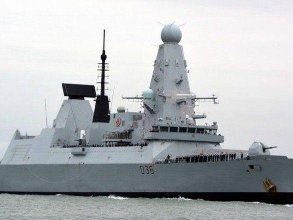 Общество: В Лондоне заявили, что расследование по потере документов касательно эсминца Defender займет неделю