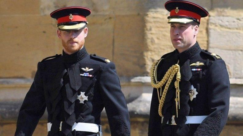 Общество: Чрезвычайная ситуация: в Британии не верят в примирение принца Гарри с братом