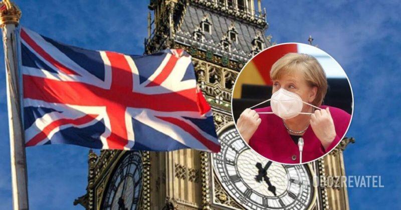 Общество: Британию сочли новой коронавирусной угрозой в Европе: Меркель забила тревогу