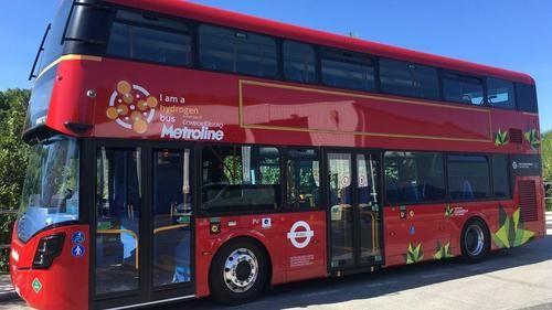 Общество: Первые двухэтажные водородные автобусы будут запущены в Лондоне