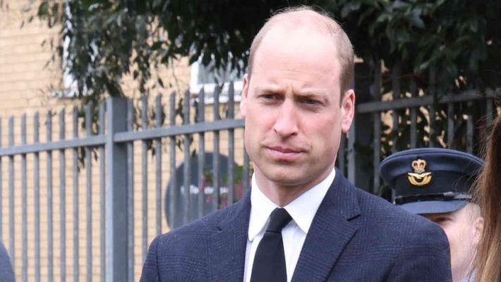 Общество: Принц Уильям со старшим сыном решил поддержать сборную Англии на Евро-2020