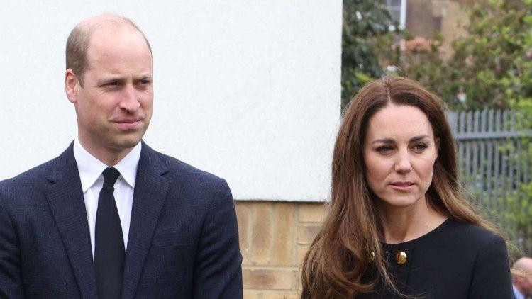 Общество: Герцог Кембриджский с супругой поддерживают сборную Англии в матче Евро-2020 с Германией