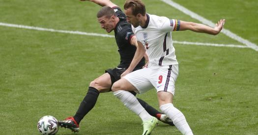 Общество: Сборная Англии победила Германию и вышла в четвертьфинал Евро-2020