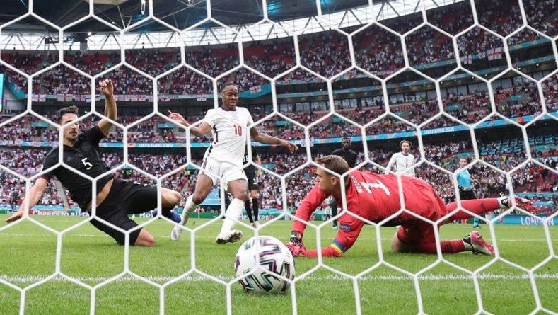 Общество: Сборная Англии не пропустила в четвертом матче подряд на Евро