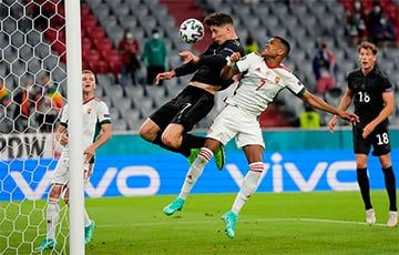 Общество: Англия выбила Германию с чемпионата Европы