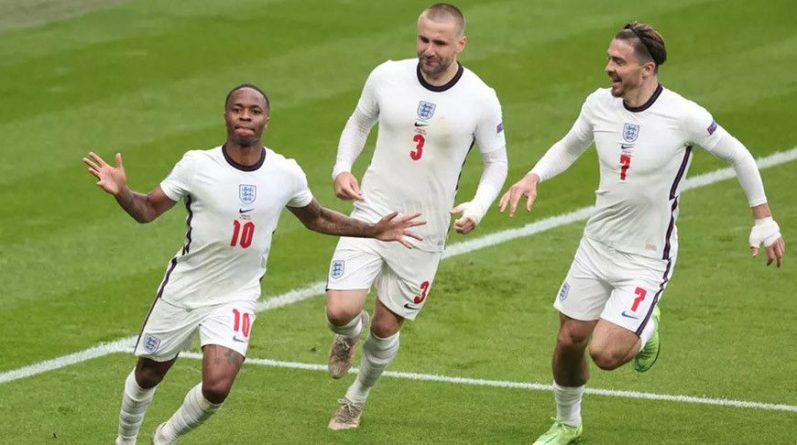 Общество: Англичане обыграли немцев и вышли в четвертьфинал Евро-2020