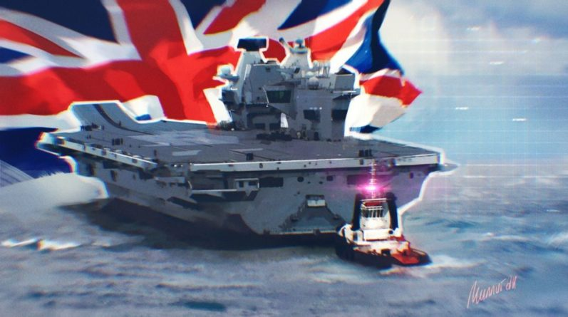Общество: Провокация эсминца Defender показала слабость Королевского флота Британии