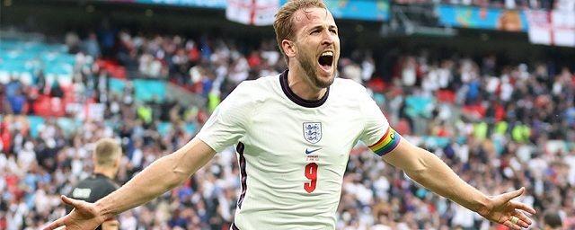 Общество: Англия обыграла Германию на «Уэмбли» в 1/8 финала чемпионата Европы