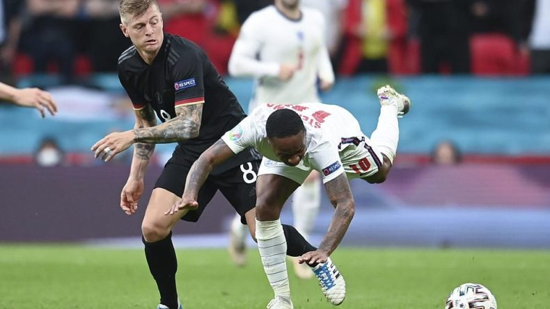 Общество: Дальше без Германии: Англия вышла в четвертьфинал Евро-2020