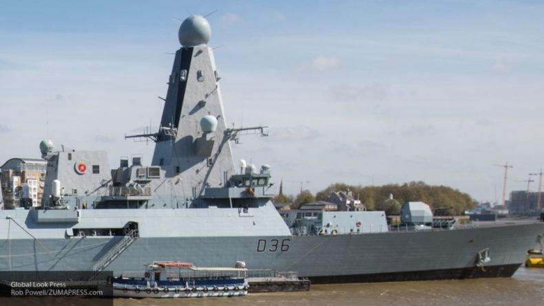 Общество: Британцы раскритиковали выходку своего эсминца HMS Defender в Черном море
