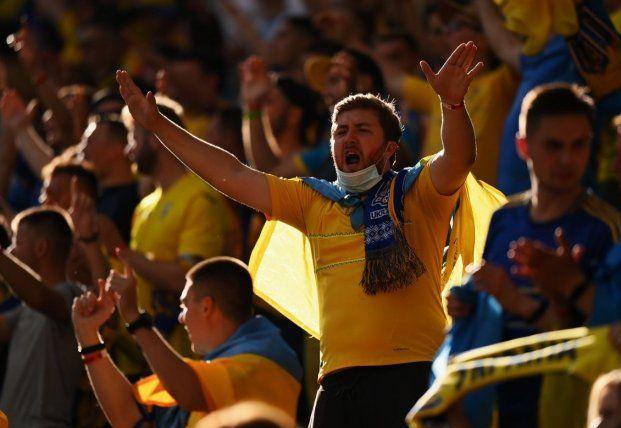 Общество: Украинских болельщиков не пустят в Италию на матч против сборной Англии