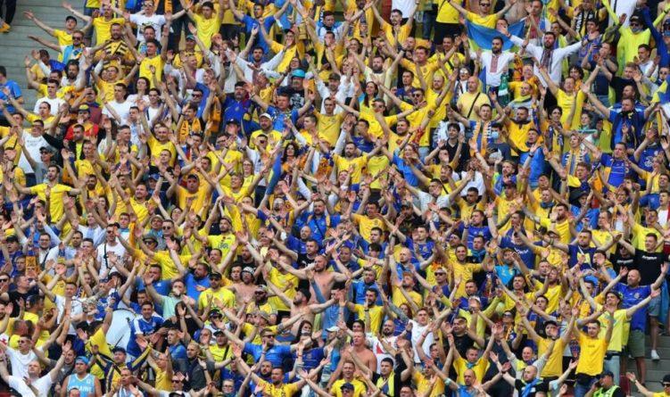 Общество: Более 250 000 фанатов: как украинцы будут поддерживать сборную на битве с Англией в Риме