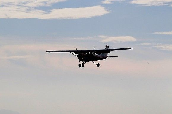 Общество: В Британии два человека погибли при крушении легкого самолета