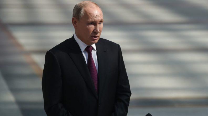 Общество: Британцы согласились со словами Путина о невозможности третьей мировой войны
