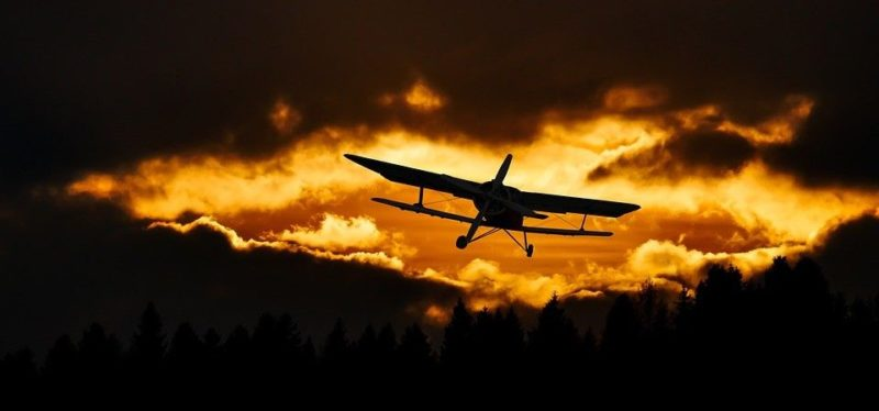 Общество: Два человека погибли при крушении самолета в Великобритании