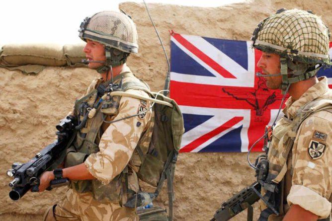 Общество: Британия вывела из Афганистана большую часть своих военнослужащих