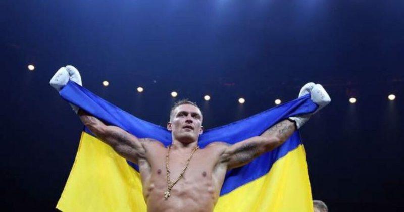 """Общество: """"Извини, Англия"""": Усик пообещал, что сборная Украины разобьет Англию (видео)"""