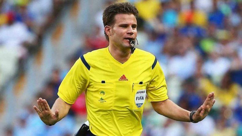 Общество: Судить будет Борщ: названы арбитры на битву Украина - Англия в 1/4 финала Евро-2020