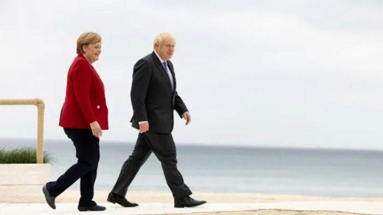 Общество: Великобритания и Германия подписали декларацию о безопасности