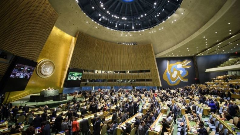 Общество: В Китае объяснили неожиданный удар по Британии в ООН поддержкой России