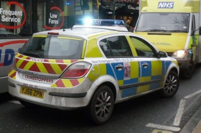 Общество: В результате нападения с ножом в центре Лондона пострадал один человек