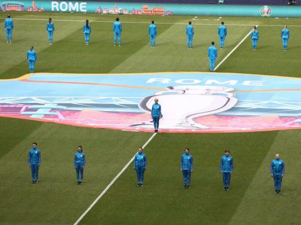 Общество: УЕФА распорядился заблокировать билеты для британцев на матч Евро 2020 Украина – Англия