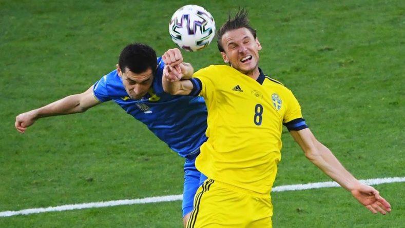 Общество: Футболист сборной Украины рассказал об атмосфере в команде перед игрой с Англией