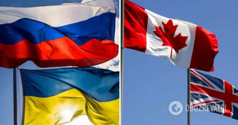 Общество: Колонии и метрополии: Украина – Россия, Канада – Англия