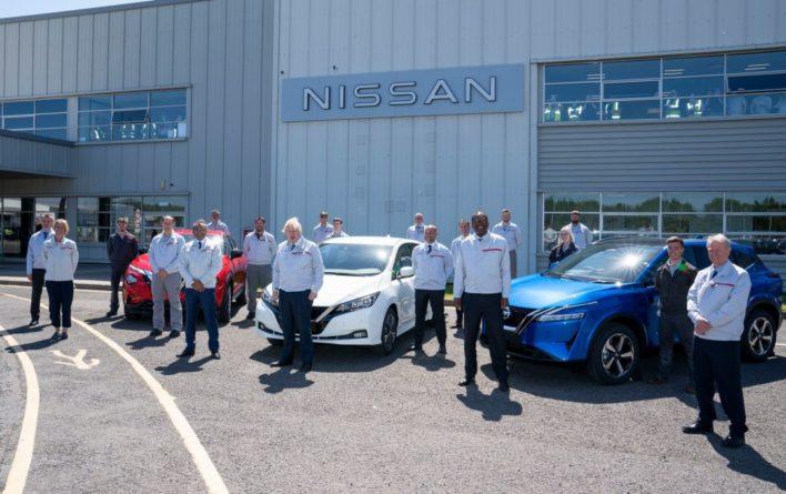 Общество: В Великобритании построят флагманский хаб Nissan EV36Zero стоимостью $1,4 млрд, где будут производить электромобили (включая новый электрокроссовер), батареи для них и зеленую энергию