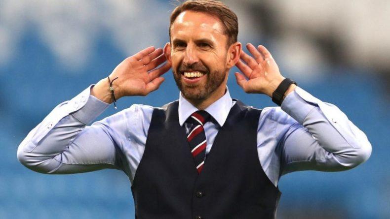 Общество: Тренер Англии назвал решающий фактор в матче против Украины