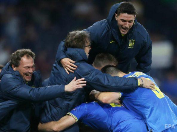 Общество: Посольство Великобритании перед матчем Евро 2020 против Украины пожелало украинской сборной в ближайшем будущем сыграть в освобожденном Донецке