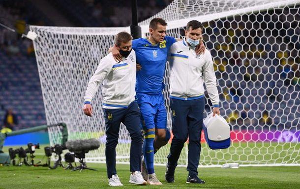 Общество: Беседин не посетит матч Украина - Англия