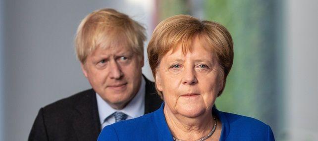 Общество: Меркель в Лондоне: Германия как главный европейский партнер Джонсона после Brexit