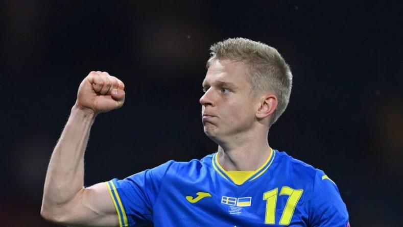 Общество: Игрок сборной Украины Зинченко рассказал, за счет чего можно победить Англию