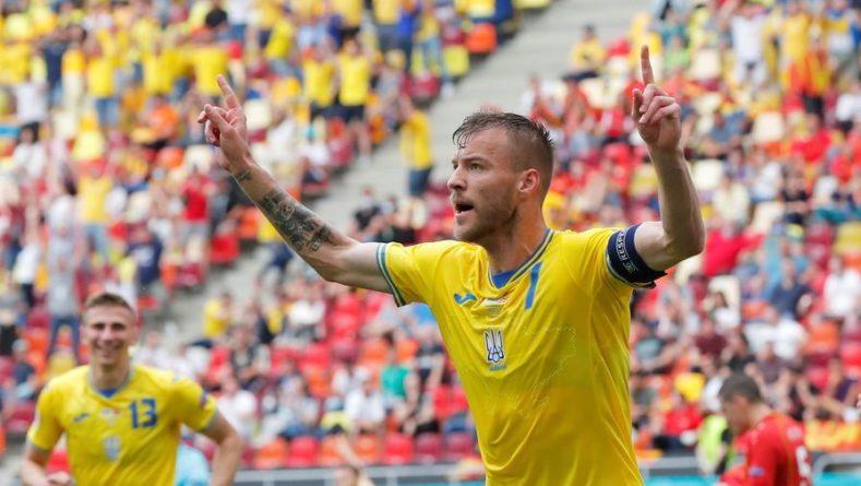 Общество: Мэр Киева Кличко поддержал сборную Украины перед матчем с Англией