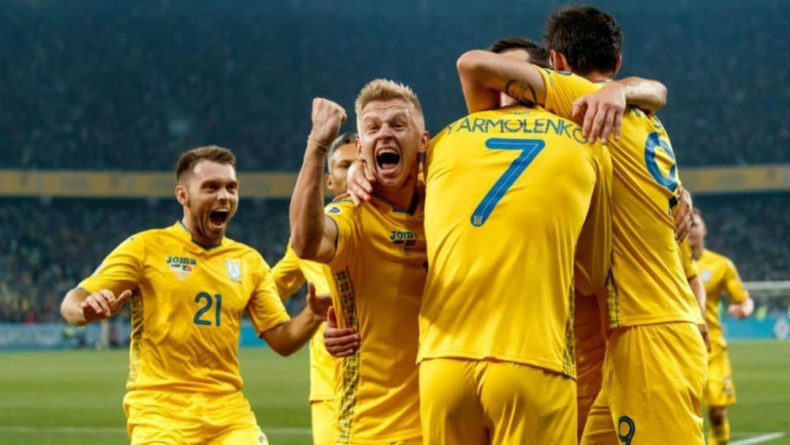 Общество: Украина - Англия: Команды определились с игровыми формами на матч Евро-2020, фото