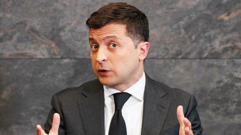 Общество: Зеленский призвал Украину дать урок Англии в матче 1/4 финала Евро-2020