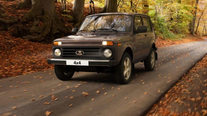 Общество: Внедорожник Lada Niva Legend протестировали в Великобритании
