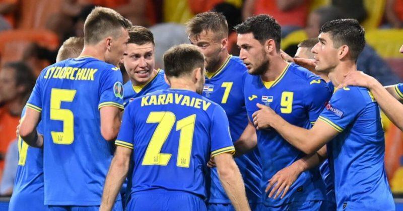 Общество: Матч Украина – Англия: история противостояний