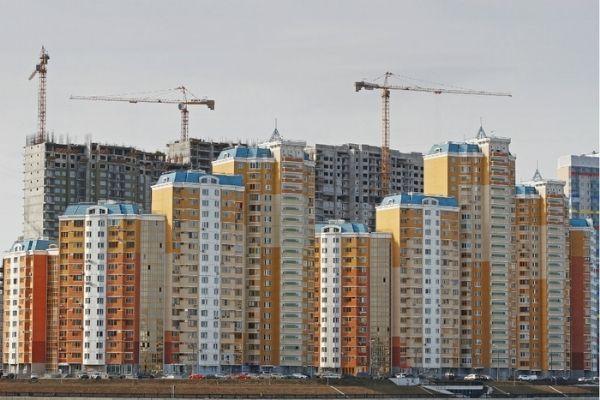 Общество: Россия обогнала Британию по темпам роста цен на жилье