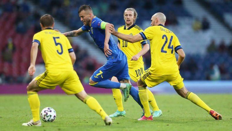 Общество: Заслуженный тренер России заявил, что Украина пройдет Англию