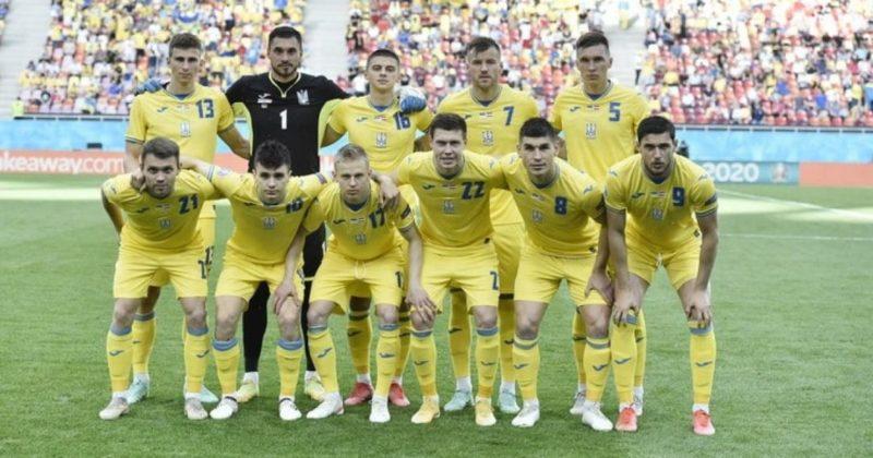Общество: Украина - Англия: стали известны стартовые составы команд на 1/4 Евро-2020