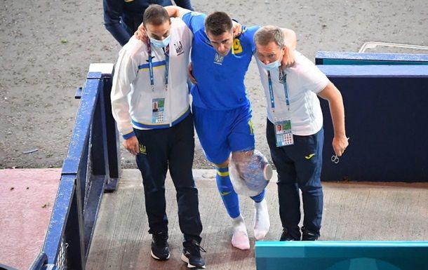 Общество: Беседин пожелал удачи сборной Украины в матче с Англией