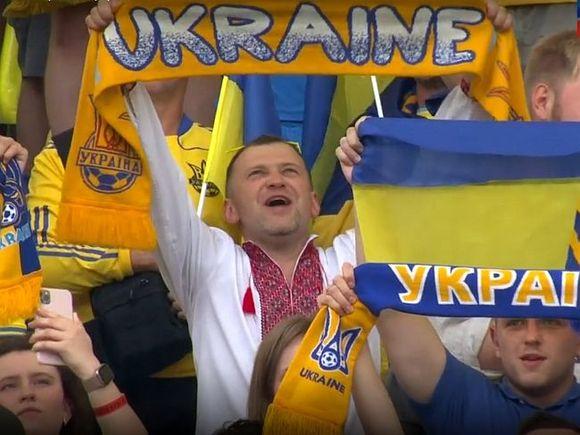 Общество: Читатели «Росбалта» собираются болеть за Украину в матче против Англии на Евро-2020