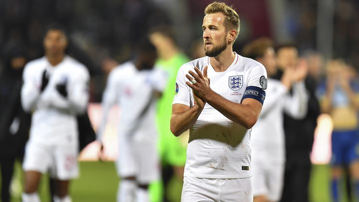 Общество: Украина – Англия. Кейн открыл счет в матче на четвертой минуте