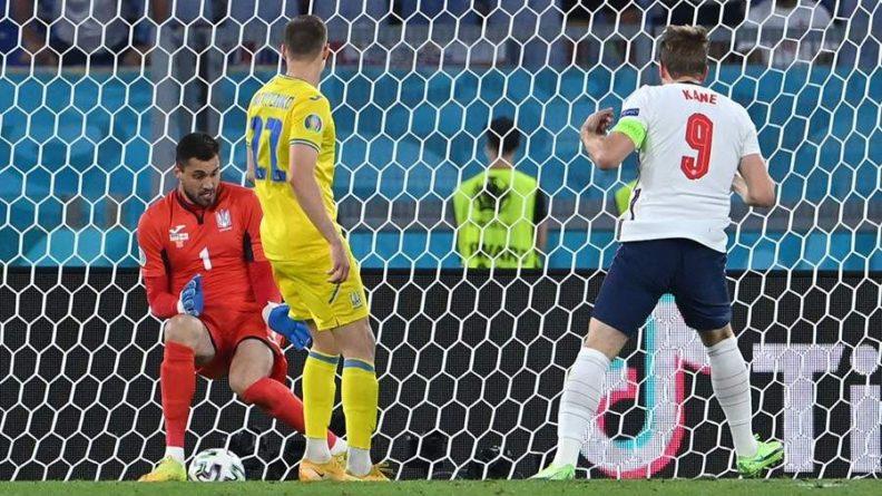 Общество: Англия вышла в полуфинал Евро-2020 после матча с Украиной